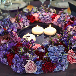 purple-centerpiece-floral