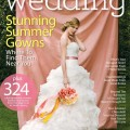 Philadelphia Wedding Spring/Summer 2012 Cover - Beautiful Blooms Events