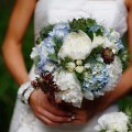 Beautiful Blooms - Winterthur Garden Wedding Bouquet
