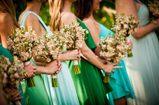 How To Use Emerald Green In Your Wedding Color Palette