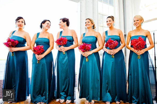 Wedding Wednesday Sapphire And Ruby Beautiful Blooms