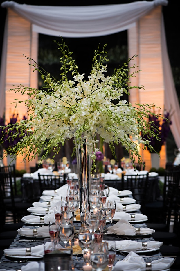 wedding wednesday modern garden beautiful blooms