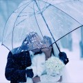 Beautiful Blooms Snowy Wedding 1