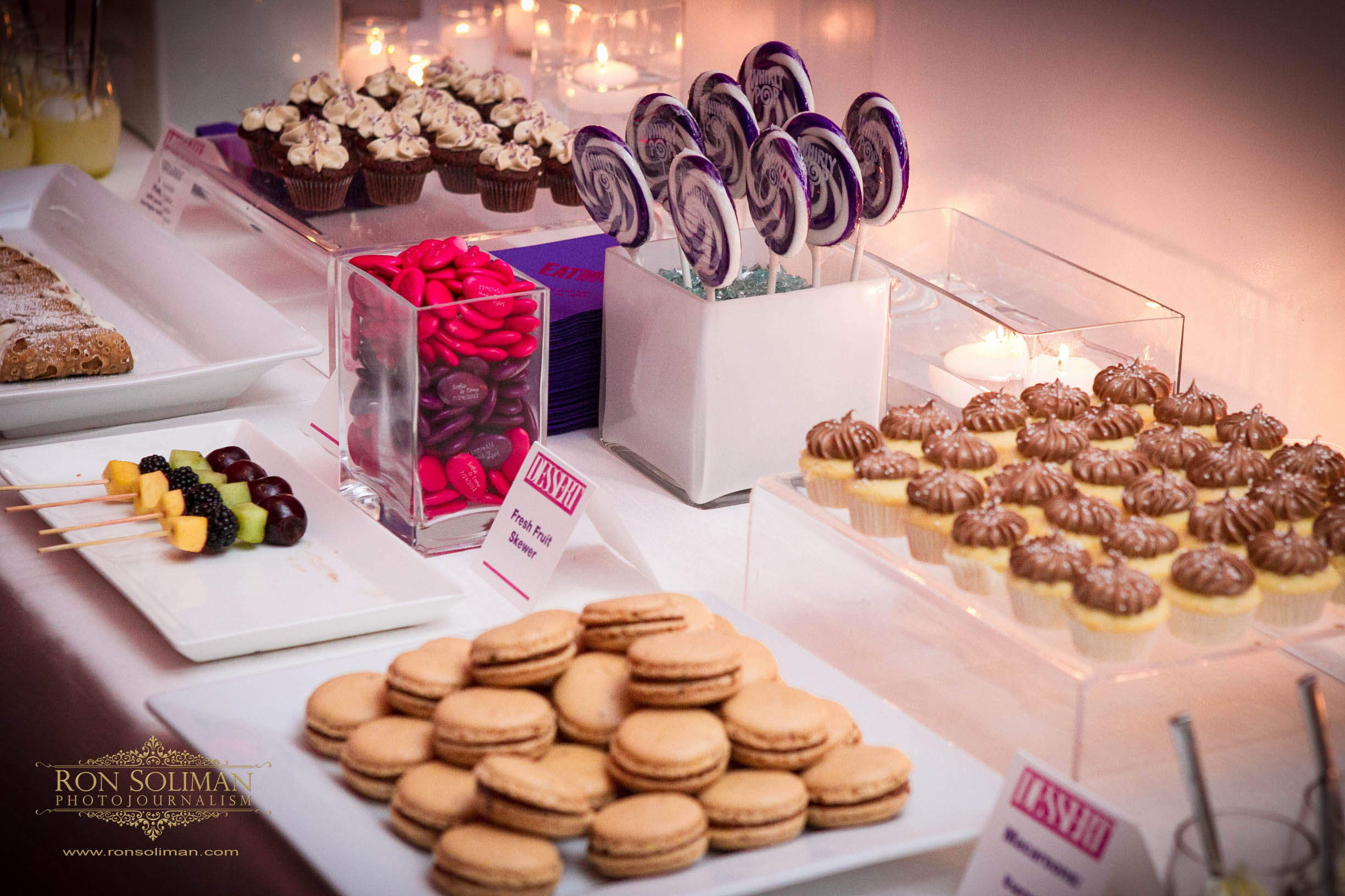 Beautiful blooms philadelphia trust wedding pink purple modern beautiful blooms philadelphia trust wedding pink purple modern dessert bar macarons cupcakes whirly pops junglespirit Choice Image