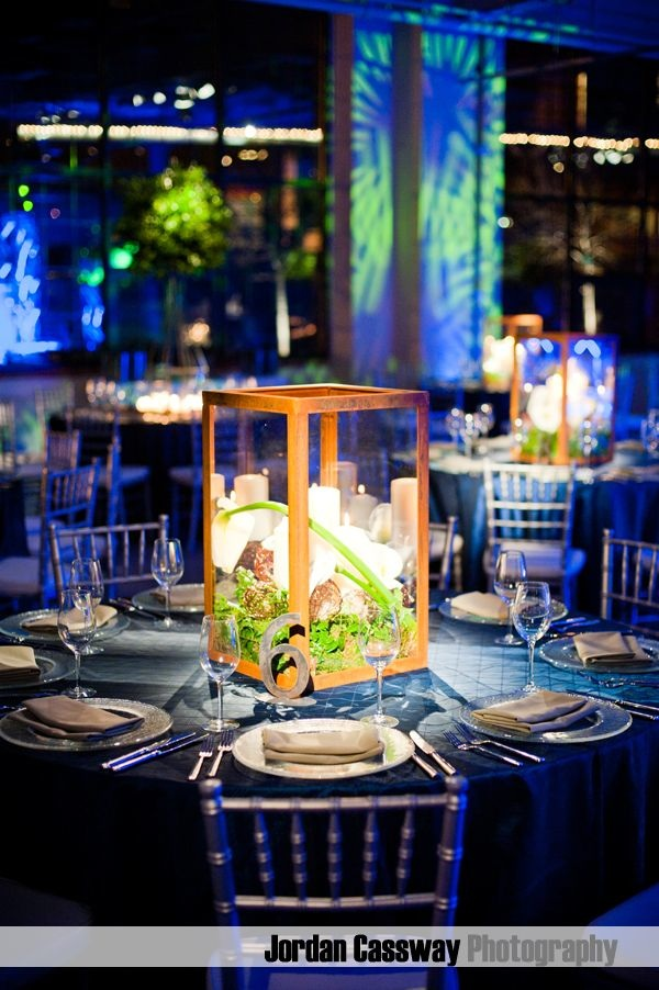 Friday Feature An Industrial Green Bar Mitzvah