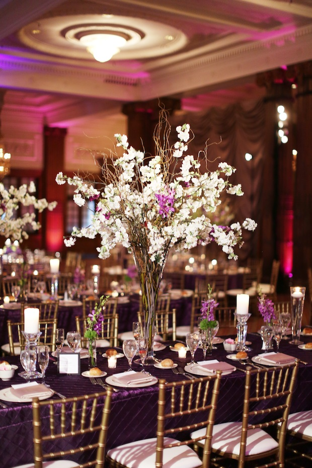 Wedding wednesday branchy beautiful blooms