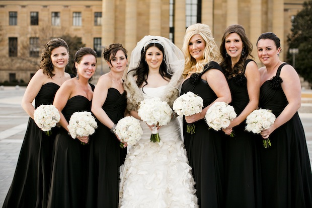 Wedding wednesday crystal silver and white beautiful blooms beautiful blooms winter white wedding bouquets shea roggio tendenza roses ranunculus tulips brunia berries mightylinksfo