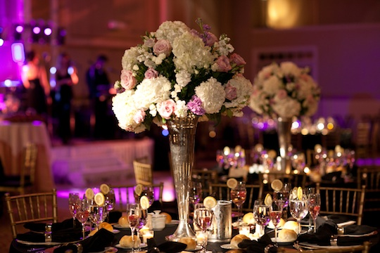 Tall Black Vases For Wedding Centerpieces Vase And Cellar Image