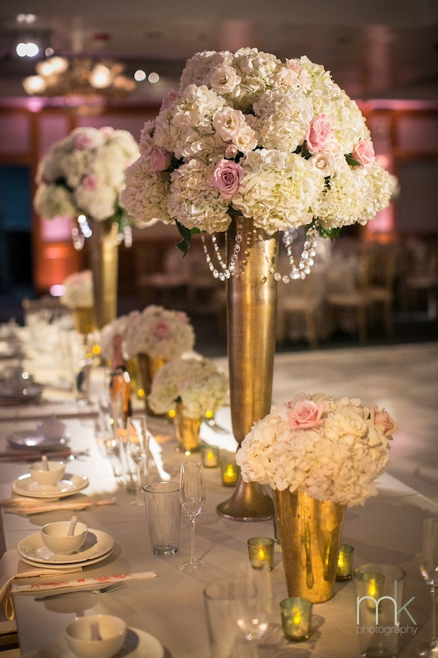 Wedding Wednesday Romantic Elegance Beautiful Blooms