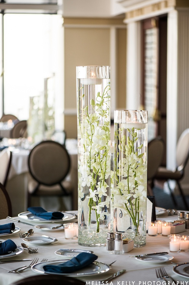 Wedding wednesday simply white beautiful blooms