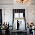Beautiful Blooms Asya Photography The Down Town Club Chuppah Floral Fabric Hydrangea Roses Orchids Pedestals.0121 copy