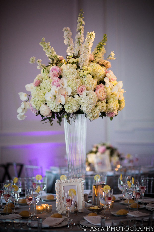 Wedding wednesday garden inspired beautiful blooms