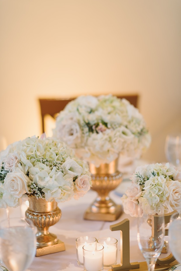 Pink And Gold Table Centerpiece : Friday feature nye planning beautiful blooms