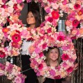 Beautiful Blooms Tyler Boye BB Studio Floral Wall Wreaths Rosers, Gerber Daisies Pink Flowers Soiree