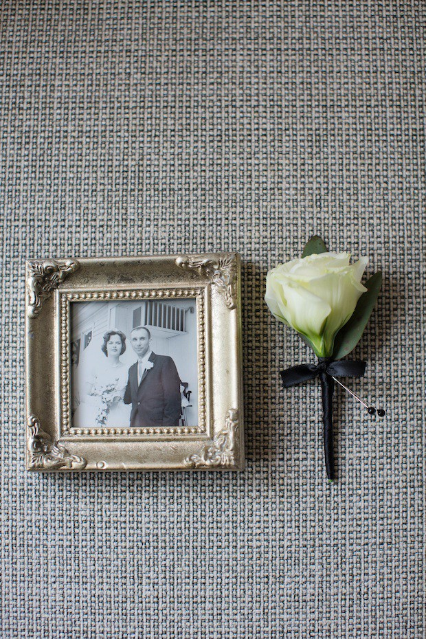 6 Beautiful Blooms Down Town Club Wedding Boutonniere copy