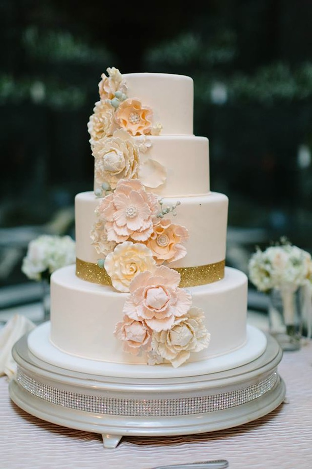 Wedding Wednesday Soft Color Tinted Elegance Beautiful Blooms