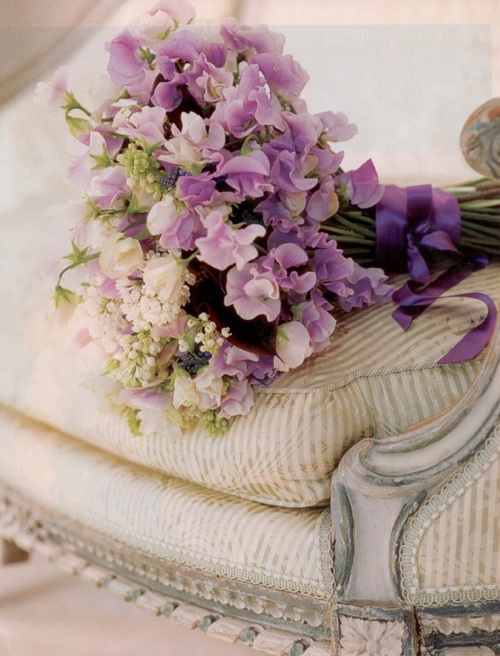 Show me your Sweet Pea bouquets and centerpieces : wedding flowers bouquets