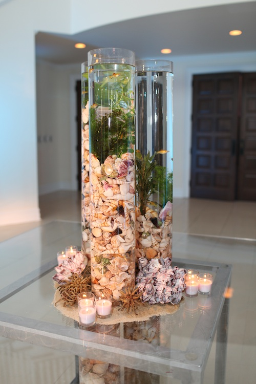 The Carriage House Mitzvah Under The Sea Beautiful Blooms